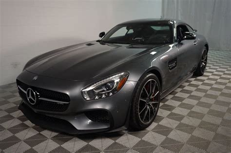 2016 Mercedes Amg Gt S by 2016 Used Mercedes 2016 Mercedes Amg Gt S At Kip
