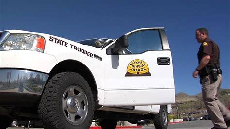 State of Utah - Highway Patrol - YouTube