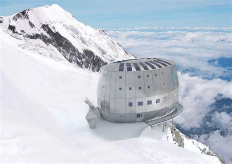 refuge du gouter le nouveau refuge du go 251 ter massif du mont blanc l autre carnet de jimidi