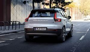 2018 Volvo XC40 Revealed Photos CarAdvice