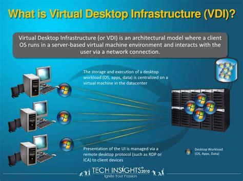 techinsight real world implementation  vdi