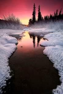 recherche canapé le paysage d 39 hiver en 80 images magnifiques