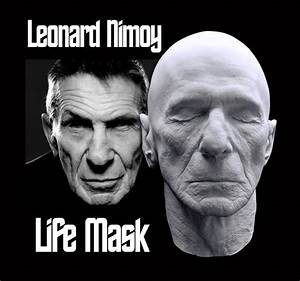 Star Trek Sternzeit Berechnen : leonard nimoy rare life mask with ears star trek mr spock live long and prosper ebay ~ Themetempest.com Abrechnung