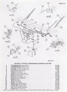 Camaro Windshield Wiper  Washer  U0026 Pump Information