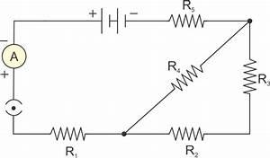 Consider The Following Circuit Diagram If R1 R2 R3 R4 R5