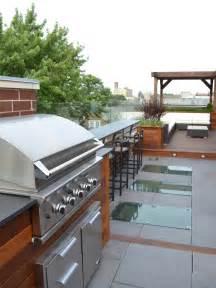 cheap outdoor kitchen ideas hgtv - Prefabricated Kitchen Island