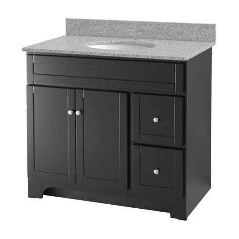 "Worthington 36"" Vanity (no top)   Planet Granite"