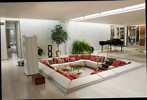 Stunning how to arrange furniture in a small living room for Arrange sectional sofa small living room
