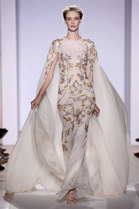 chambre syndicale couture zuhair murad haute couture 2013 knocking at the
