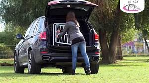 Cage Transport Chien Voiture : cage de transport chien aluminium pour transport en voiture single paroi arri re inclin e youtube ~ Medecine-chirurgie-esthetiques.com Avis de Voitures