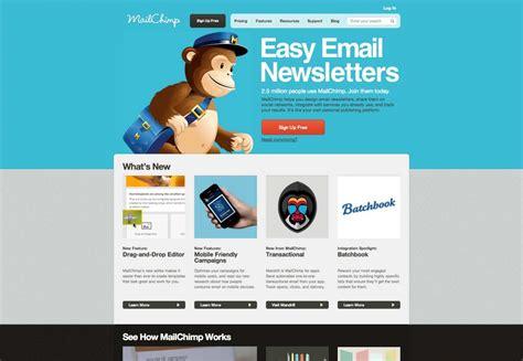 Create A Custom Newsletter Template Mailchimp by Custom Mailchimp Templates Shatterlion Info