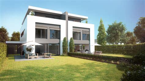 Sichtschutz Garten Doppelhaus by Doppelhaus Mit Charme Wiercimok Projektbau