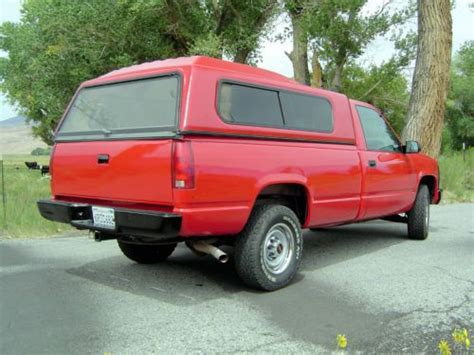 Find Used 2000 Chevrolet C3500 Pickup Chevy California