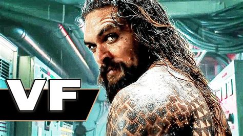 AQUAMAN Bande Annonce VF (2018) - YouTube