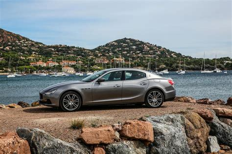 New Maserati Ghibli Sedan 2017, Prices And Equipment