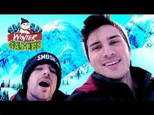 EPIC SLED FAILS (Smosh Winter Games) | Doovi