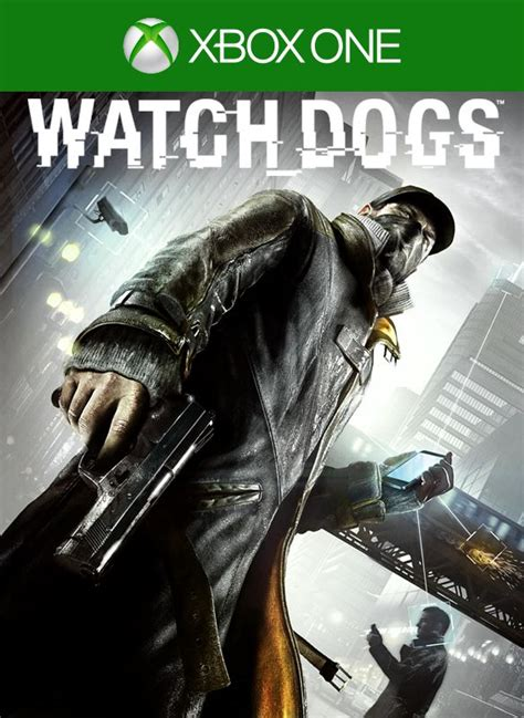 Watchdogs 2014 Xbox One Box Cover Art Mobygames