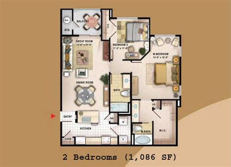 floor plans beta manhattan las vegas condos