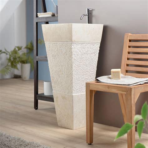 lavabo vasque sur colonne vasque colonne sur pied