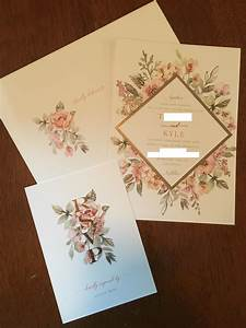 love my invitations from wedding paper divas With wedding invitations reddit