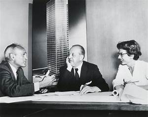 Mies Van Der Rohe Möbel : 20 things you didn 39 t know about mies van der rohe archdaily ~ Frokenaadalensverden.com Haus und Dekorationen