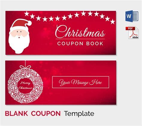 blank coupon templates   psd word eps jpeg