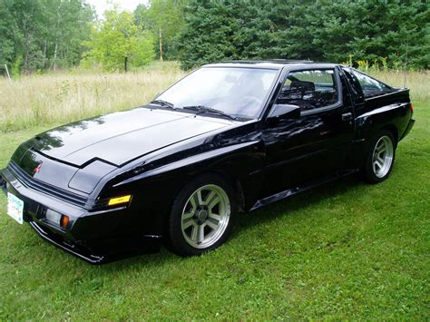 Mitsubishi 2 Door Coupe by 1986 Mitsubishi Starion Conquest Coupe 2 Door 2 6l