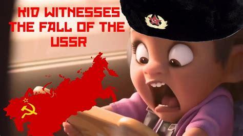 communist kid witnesses  collapse   soviet union