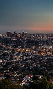 Los Angeles iPhone Wallpaper HD - Supportive Guru