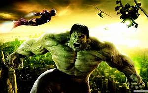The Hulk Incredible Avengers Movie Wallpapers | Free ...