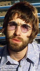 Liam Gallagher stops copying John Lennon in favour of