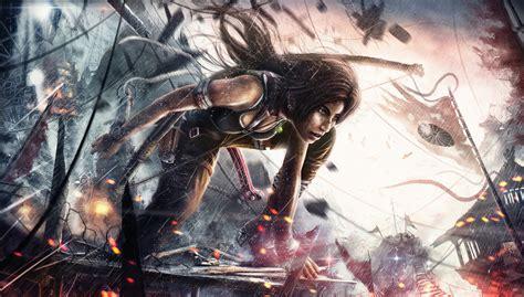 Tomb Raider 8k Artwork Hd Games 4k Wallpapers Images