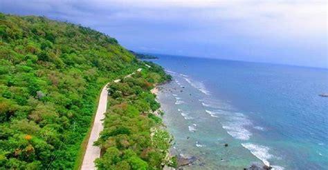 tempat wisata pantai  pandeglang  wajib dikunjungi