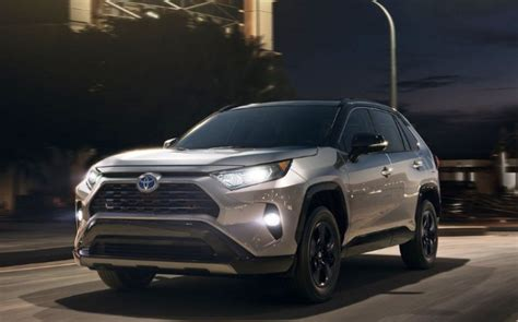 Toyota Vision 2020 by 2020 Toyota Rav4 Hybrid Suv Redesign And Release Date