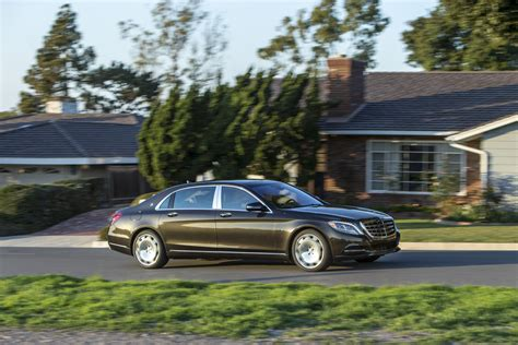 There are two main things that distinguish the s560 4matic from its more powerful sibling, the s650; 2018 Mercedes-Maybach S650 Sedan Gets AMG's Big Torquey Twelve | Carscoops