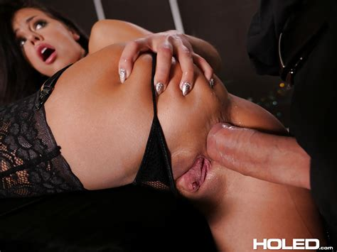 Strong Anal Sex With Brunette Adriana Chechik During