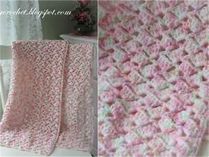 Summer Baby Blanket Crochet DIY