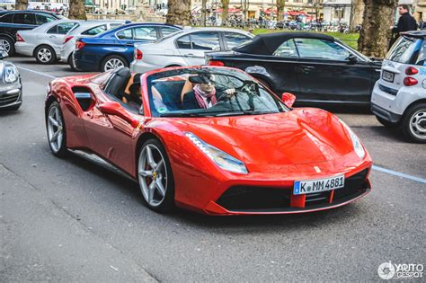 488 Spider Modification by 488 Spider 13 January 2016 Autogespot