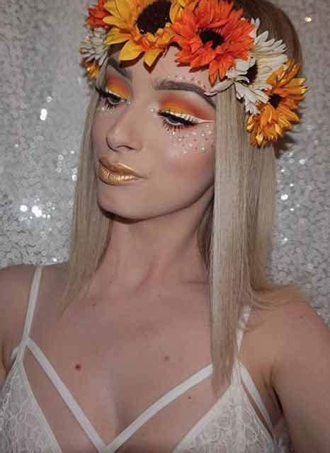 easy halloween makeup ideas  girls   fashioneven