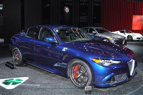 Detroit 2016 Alfa Romeo Giulia Qv Gtspirit