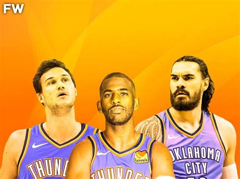 The Most Realistic Trade Destinations For: Chris Paul ...