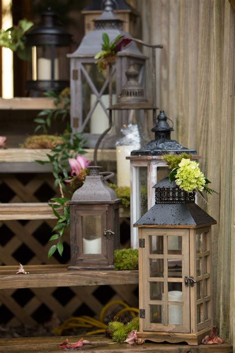 Outdoor Decor by Rustic Outdoor Wedding At Lake Iamonia Lodge In