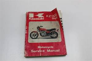 81 Kawasaki Kz1100 A1 Wire Diagram