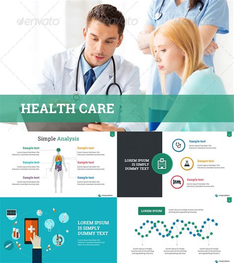 medical powerpoint templates  amazing health