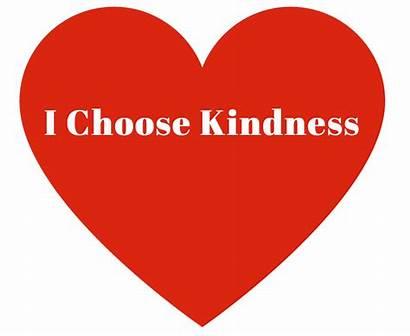 Kindness Choose Resonates Invite Join