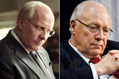 Christian Bale Transformation Into Dick Cheney Mind