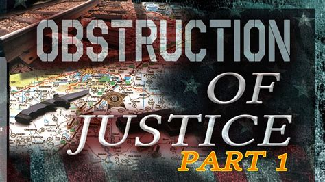 Obstruction Of Justice (part 1 Of 2) The Clintons Machine