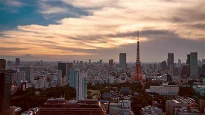 Tokyo Wtc Ashwaq Building Inglaterra Tilt Observatory
