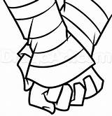 Emo Holding Hands Drawing Coloring Pages Boy Draw Step Printable Getcolorings Dragoart Line Clip Print sketch template