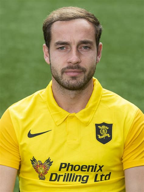 Scott Pittman - Livingston Football Club